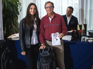 Riccardo Barni (Golf Club Montecchia) vince il Golden Green Trophy 2017 in Seconda Categoria