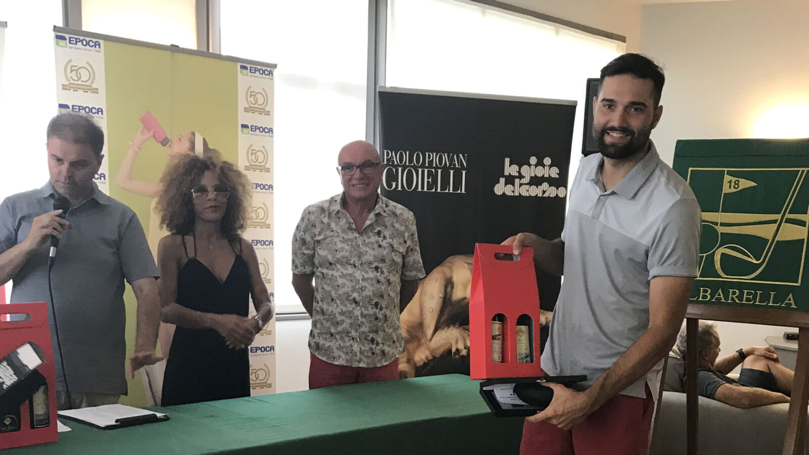 Locatelli passa in testa al Golden Green Trophy 2018 dopo otto tappe